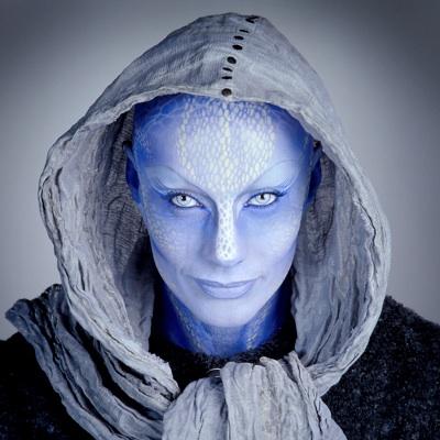 Zhaan, Delvian mystic
