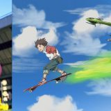 Hoverboards from Back to the Future, Eureka 7, and Cannon Spike