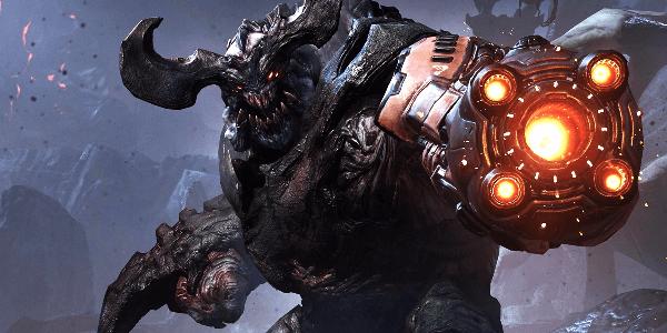 Cyber Demon from Doom