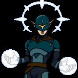 Arakiel the solar space elf