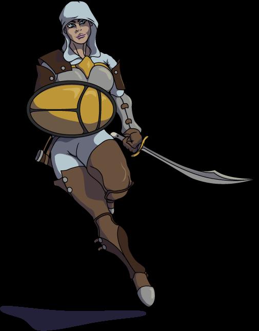 Scarab warrior