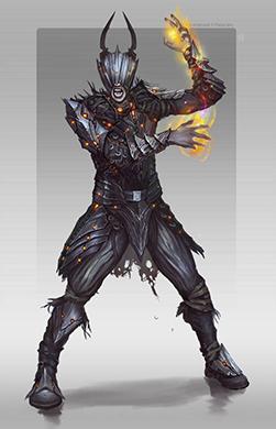 Hellknight Signifier by Tsabo6