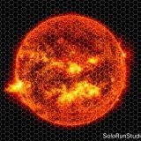 Starship Combat Sun Map