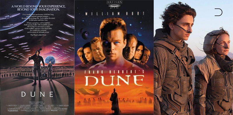Choose your flavor of Dune