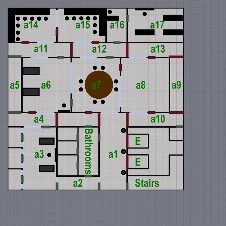 Facility Level Map