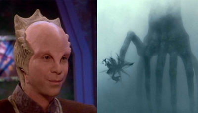 From Babylon 5 and The Arrival