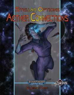 Stellar Options: Aether Connections