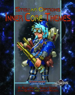 Stellar Options: Inner Core Themes
