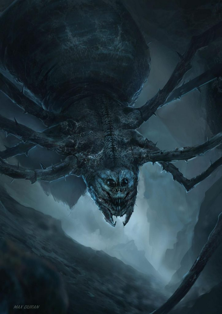 Ungoliant by Max Duran