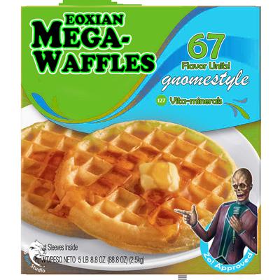 Eoxian Mega-waffles!