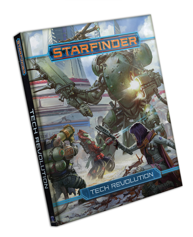 Starfinder - Tech Revolution!